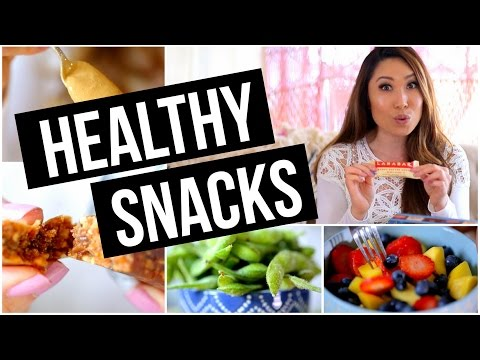 🍓 10 Quick & Healthy Snacks that are 28 Day Reset Approved! 🍓