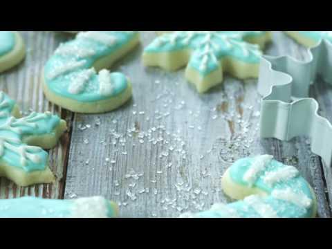 Cut Out Sugar Cookies   Gluten-Free Christmas Cookies