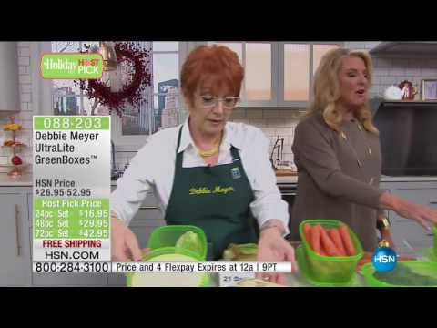 HSN   Suzanne Runyan's Holiday Home Host Picks 10.15.2016 - 08 PM