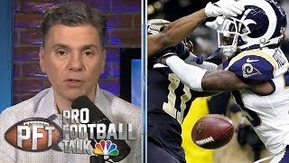Replay officials will now review pass interference | Pro Football Talk | NBC Sports