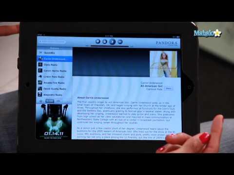 How to Use Pandora on The iPad