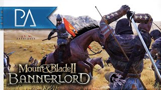 BUILDING A FORMIDABLE ARMY! - Empire Campaign - Mount & Blade 2: Bannerlord - Part 9