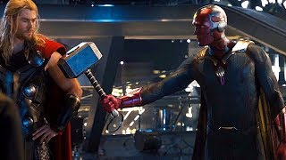 Vision Lifts Thor