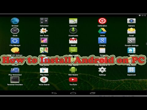 How to Install Android Latest Version on Your PC