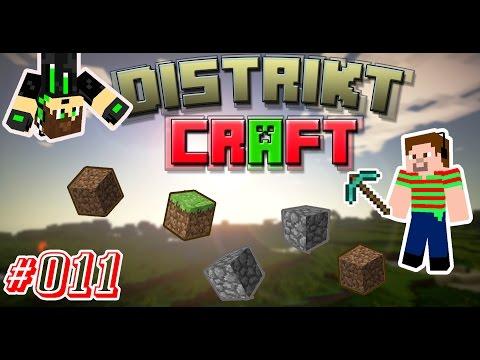 Minecraft  DistriktCraft #11 EisenGolem Spawner ?!