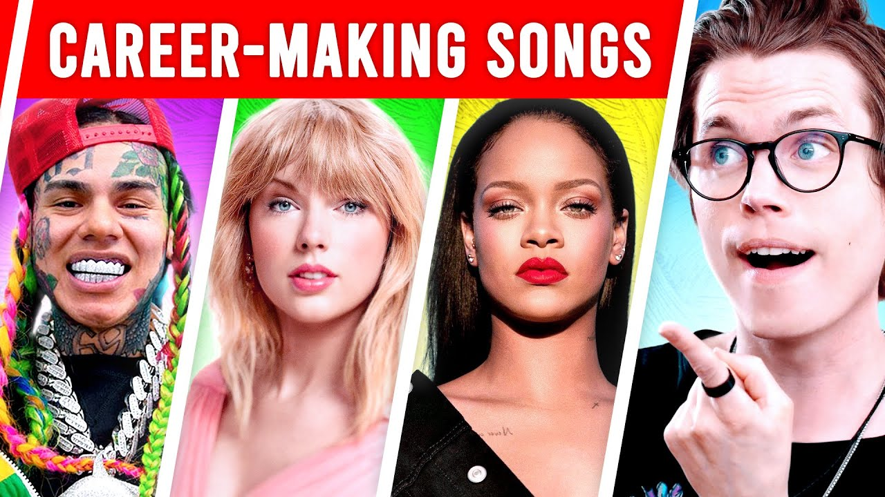 Songs That Made Artists Famous
