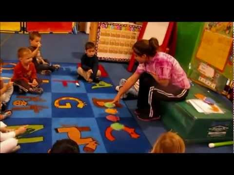 Preschool Shark Math Lesson
