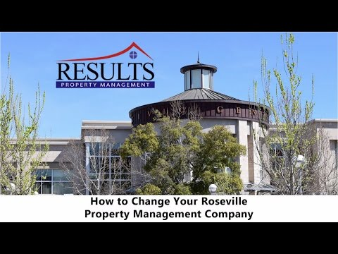 How to Change Your Roseville Property Management Company