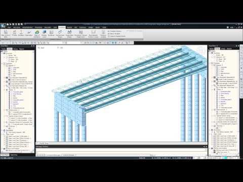 Basic Training on Numerical Modelling of Bridges