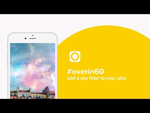 #overin60: add a sky filter to your pics