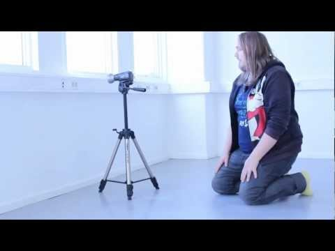 DIY: How To Use Your Tripod To Make Cool Camera Motions