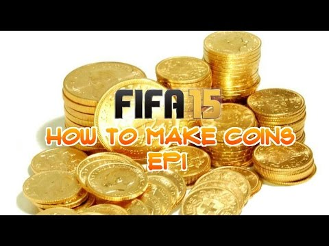 FIFA 15 - How to make coins - EP1 - FREE COINS!!!!