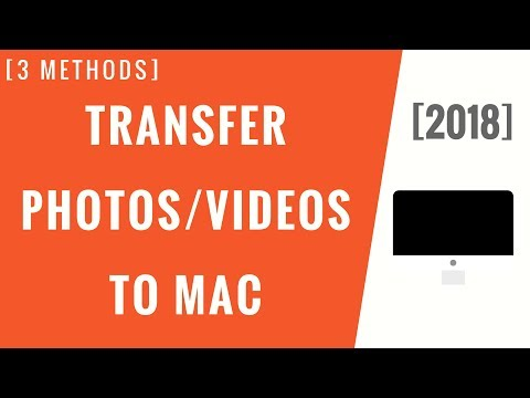 Transfer Photos and Videos from iPhone to Mac [3 Methods!] - 2018