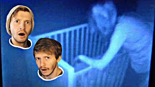 5 Scariest Things Caught On Baby Monitors...