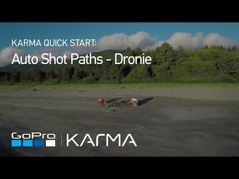GoPro: Karma Auto Shot Paths - Dronie
