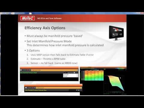 M1 ECU Training: Fuel tuning basics