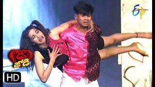 Subhash and Mansi Performance | Dhee Jodi | 5th June 2019    | ETV Telugu