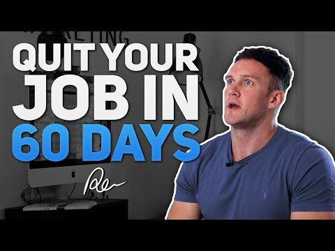 How To Quit Your Job In The Next 60 Days (Step-By-Step Plan)