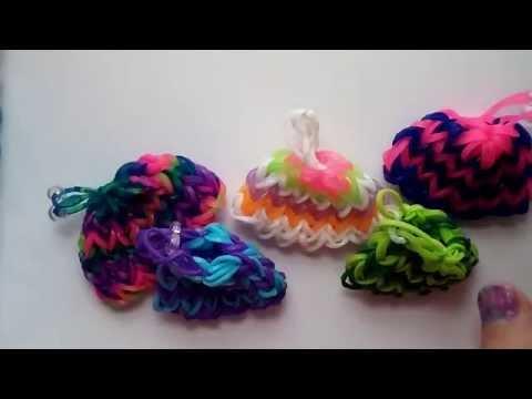 NEW Rainbow Loom Purse/Bag Charm