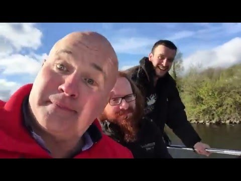 Treyvauds merry band of Pirates - Treyvaud Travels the Shannon