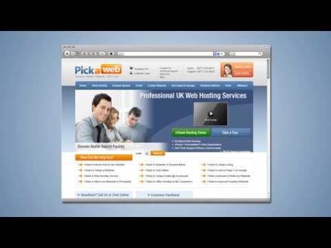 best uk web hosting service  - uk web hosting review