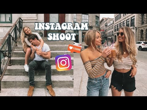 HOW WE TAKE OUR INSTAGRAM PICTURES!