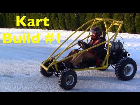 Go-Kart Build Episode #1 (Planning)