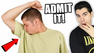 Things Everyone Does But Will Never Admit!