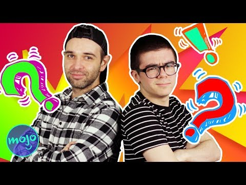 Game Show FACE OFF! GIANT CREATURES - What Do You Knowjo Game Show