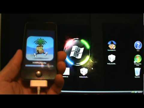 How to Jailbreak iPod touch 4 and iphone 4 and ipad 4.2.1
