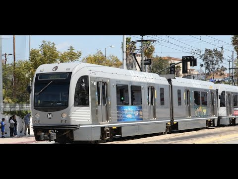 Do Not Ride Los Angeles Metro Rail to Long Beach at Night