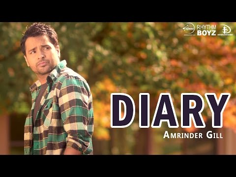 Diary Lyrics - Amrinder Gill | Judaa 2 Video Song | LyricsWALA