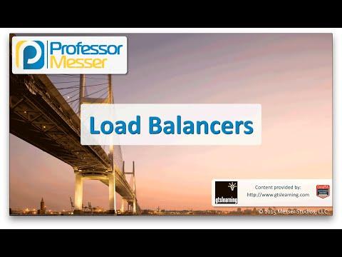 Load Balancers - CompTIA Network+ N10-006 - 1.1