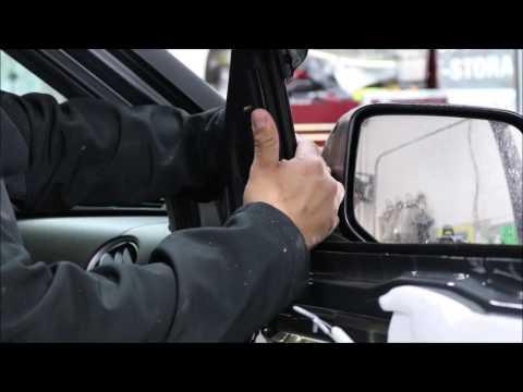 How To Remove Door Side Mirror HONDA PILOT 09 thru15