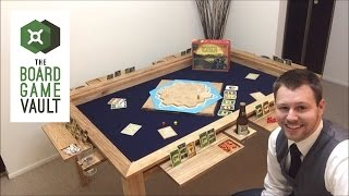 The Board Game Vault Table (Video #7)