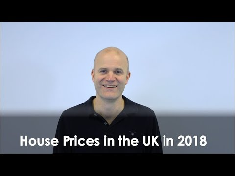 House Prices in the UK in 2018
