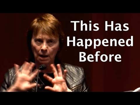 Lesson from History: Transgender Mania is Sign of Cultural Collapse - Camille Paglia