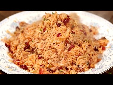 How To Make Chorizo Rice – Quick & Easy Recipe | The Bombay Chef – Varun Inamdar