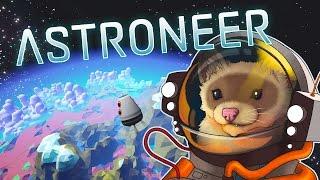 Astroneer - SPACE VACUUM! - Let