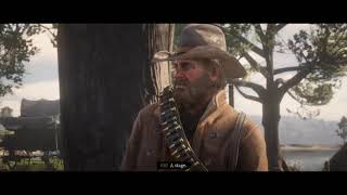 Red Dead Redemption 2 Just Some Back-to-Back Stagecoach Robbin'!