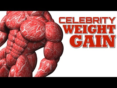 How Do Actors GAIN Weight (so fast)?