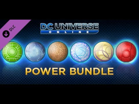 DCUO HOW TO EASILY CHANGE YOUR POWER FOR FREE BY USING LOYALTY POINTS!!!