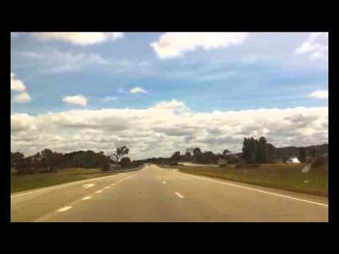 Canberra - Sydney (Drive Record)