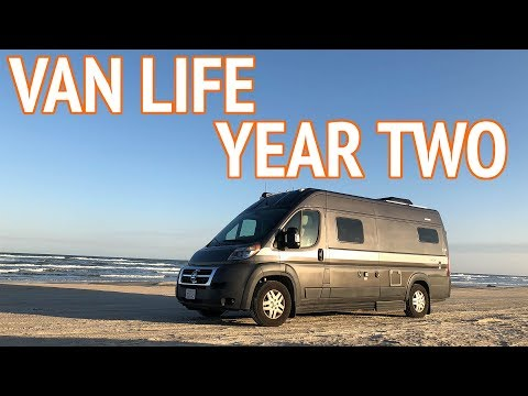 🔴 LIVE: Van Life Year Two