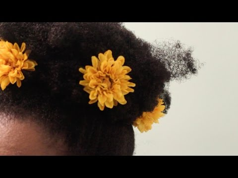 Tips for Thick Coily ENDS | 4C Natural Hair