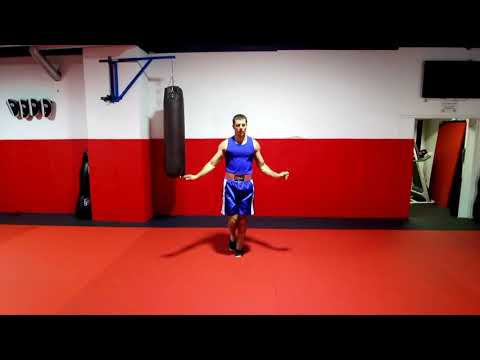 Boxing Training - Jump rope, Speed bag, Double - ended bag, Heavy bag