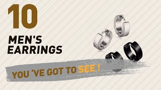 Men's Earrings Collection // India Best Sellers 2017