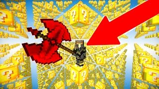 MOST POWERFUL MINECRAFT LUCKY BLOCK ARMOR!!? (EPISODE 4)