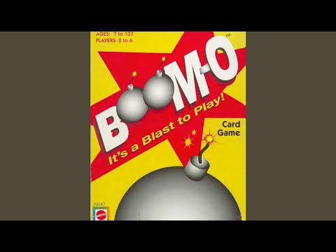 Ep. 76: Boom-O Card Game Review (Mattel 2000)