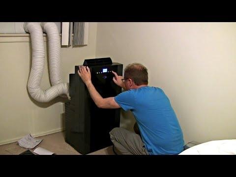 Installation - Whynter Air Conditioner.